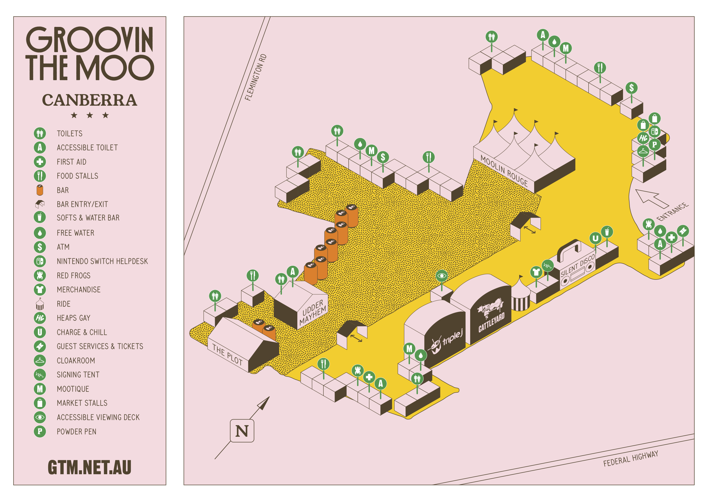 Canberra - Groovin the Moo
