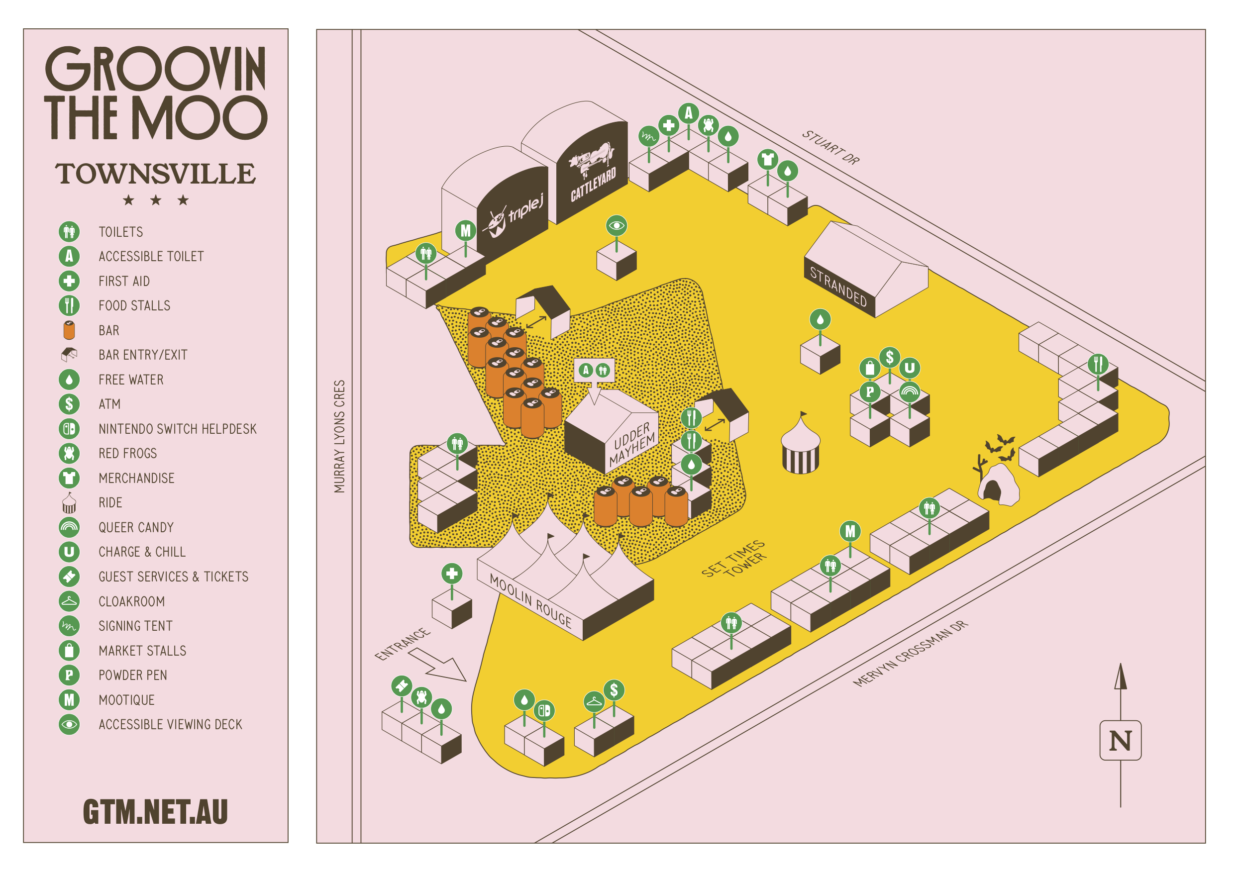 Townsville - Groovin the Moo