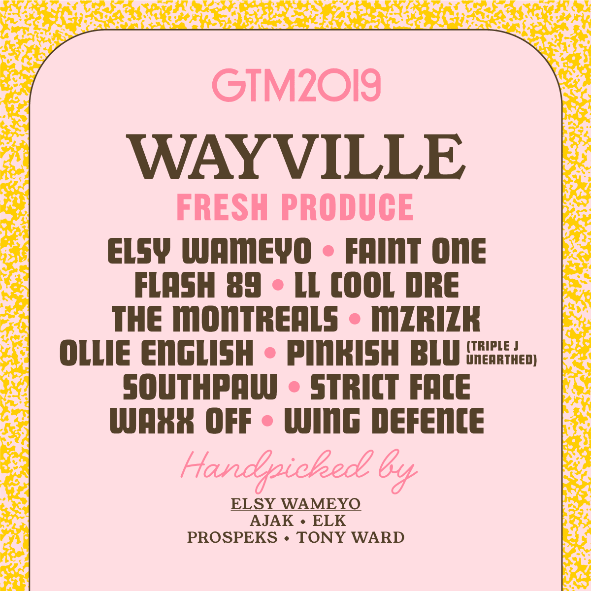 Wayville - Groovin the Moo